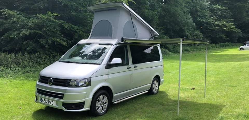 VW Campervan Hire Warwickshire